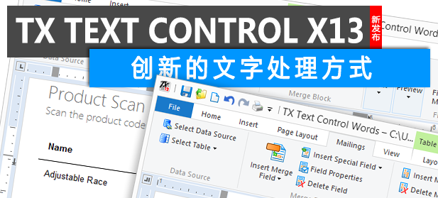 TX Text Control ActiveX